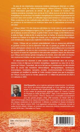 4eme L'Afrique, l'ultime réserve pétrolière du monde face à la transition énergétique