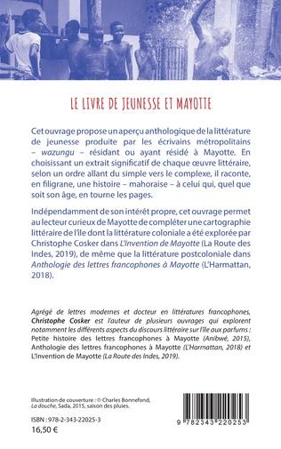 4eme Le livre de jeunesse et Mayotte