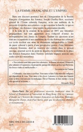 4eme La femme française et l'empire