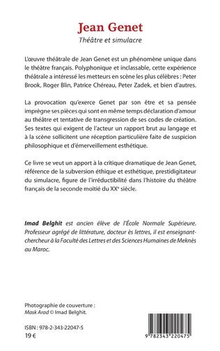 4eme Jean Genet
