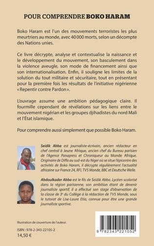 4eme Pour comprendre Boko Haram