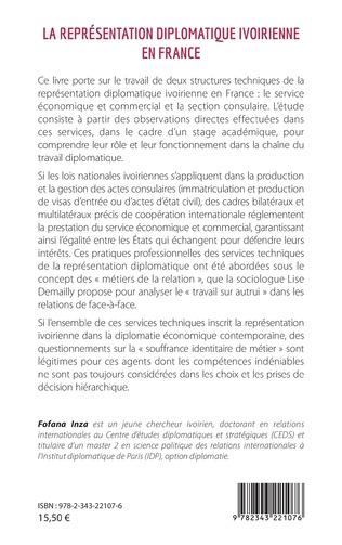 4eme La représentation diplomatique ivoirienne en France