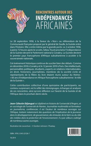4eme Rencontres autour des indépendances africaines