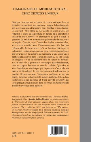 4eme L'imaginaire du médium pictural chez Georges Limbour