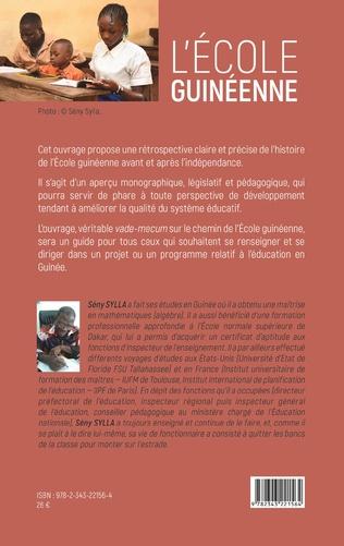 4eme L'école guinéenne. Aperçu monographique, législatif et pédagogique
