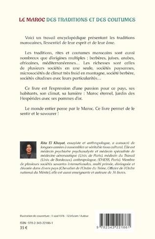 4eme Le Maroc des traditions et des coutumes