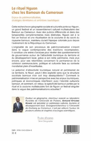 4eme Le rituel Nguon chez les Bamoun du Cameroun