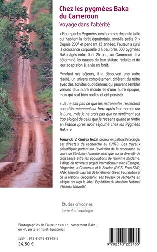 4eme Chez les pygmées Baka du Cameroun