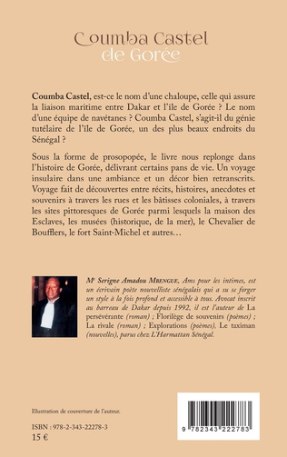4eme Coumba Castel de Gorée