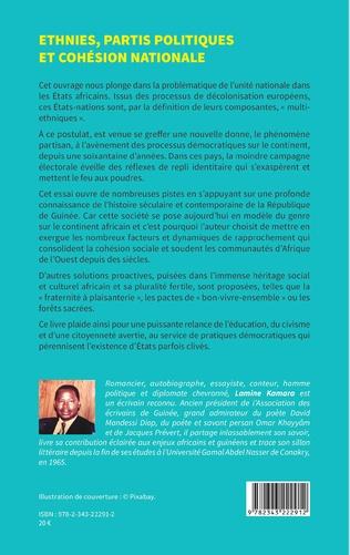 4eme Ethnies, partis politiques et cohésion nationale