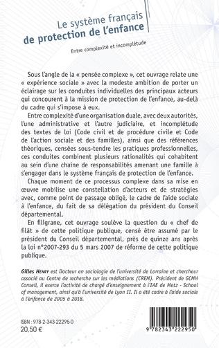 4eme Le système français de protection de l'enfance