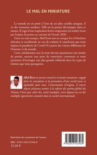 4eme Le mal en miniature. Roman