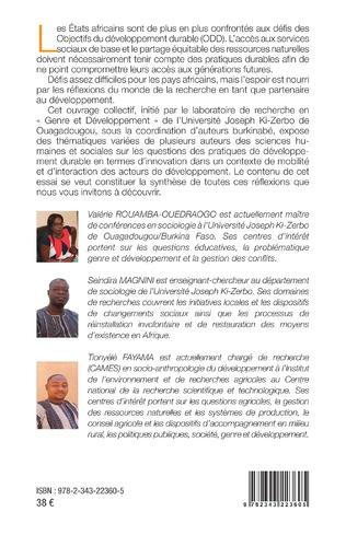 4eme Pratiques de développement durable en Afrique
