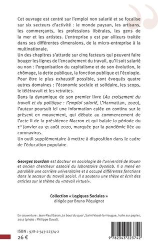 4eme L'emploi non salarié en France