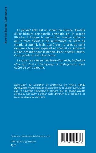 4eme Le foulard bleu
