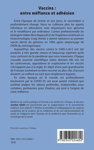 4eme Vaccins : entre méfiance et adhésion