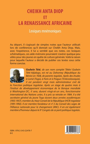 4eme Cheikh Anta Diop et la renaissance africaine