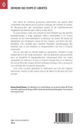 4eme Mémoire des temps et libertés