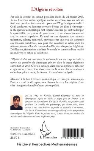 4eme L'Algérie révoltée