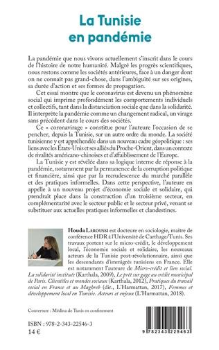 4eme La Tunisie en pandémie