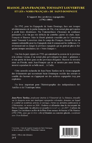 4eme Biassou, Jean-François, Toussaint Louverture et les