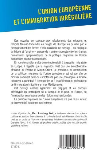 4eme L'Union européenne et l'immigration irrégulière