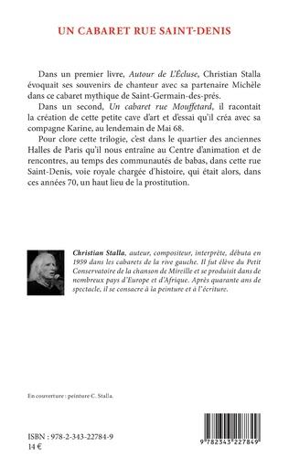 4eme Un cabaret rue Saint-Denis