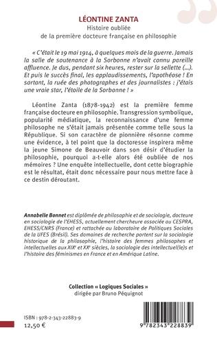 4eme Léontine Zanta