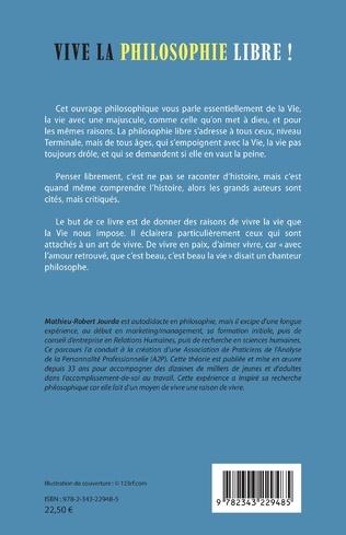 4eme Vive la philosophie libre !