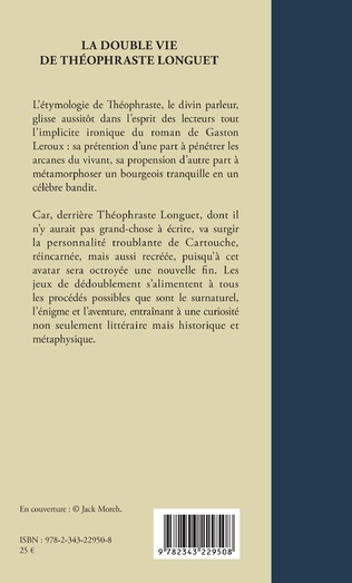 4eme La double vie de Théophraste Longuet