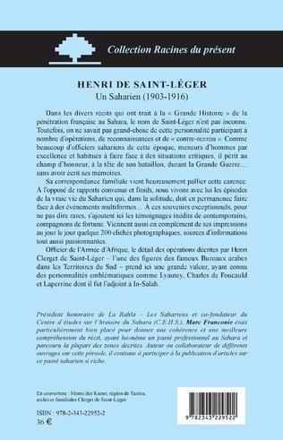 4eme Henri de Saint-Léger