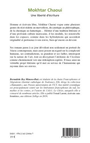 4eme Mokhtar Chaoui