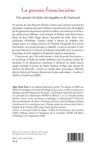 4eme La pensée franciscaine