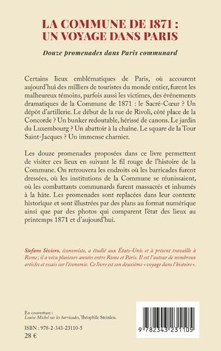 4eme La Commune de 1871 : un voyage dans Paris