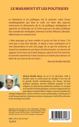4eme Le Marabout et les politiques