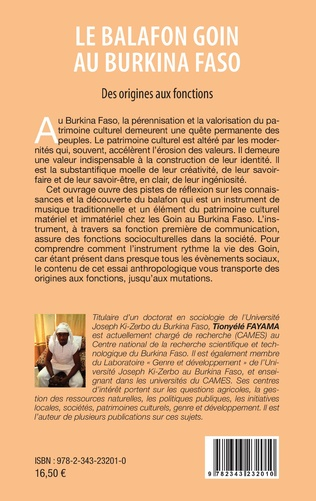 4eme Le balafon Goin au Burkina Faso