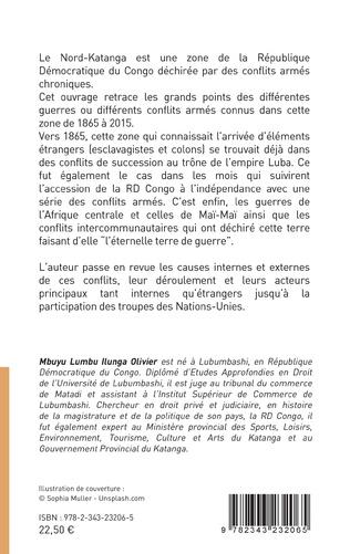 4eme Les conflits armés au Nord-Katanga - R.D.Congo (1865-2015)