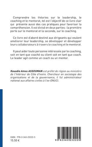 4eme Mentorat, coaching et leadership. Initiation du dirigeant