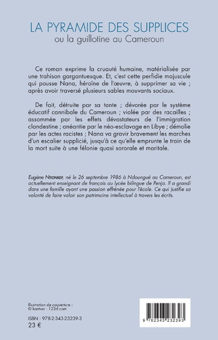 4eme La pyramide des supplices ou la guillotine au Cameroun
