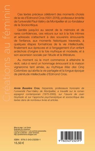 4eme Les <em>Éclats de vie</em> d'Edmond Cros