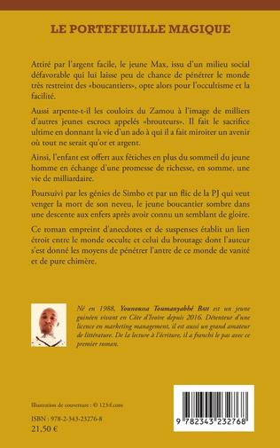 4eme Le portefeuille magique. Roman