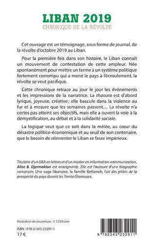 4eme Liban 2019
