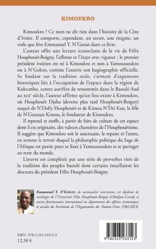 4eme Kimoukro. Sanctuaire de l'houphouëtisme