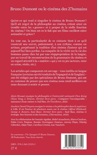 4eme Bruno Dumont ou le cinéma des Z'humains