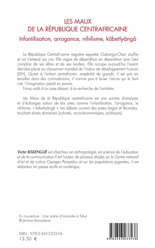 4eme Les maux de La République Centrafricaine