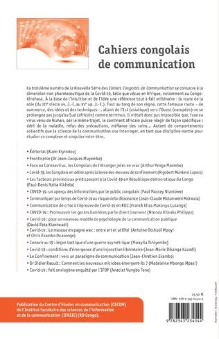 4eme Covid-19 et communication. Soigner par le social.
