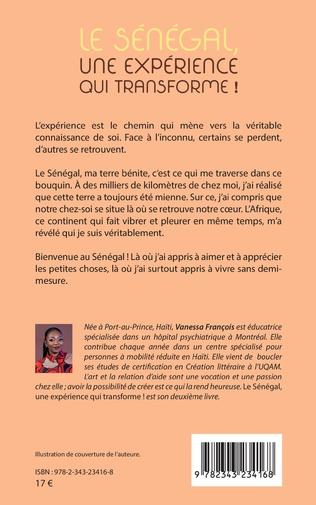 4eme Le Sénégal, une expérience qui transforme !