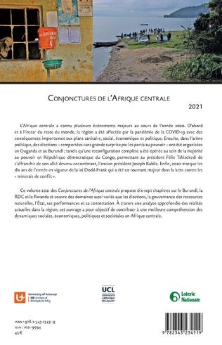4eme Conjonctures de l'Afrique centrale 2021