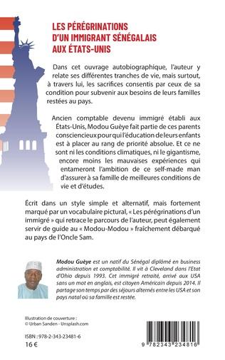 4eme Les pérégrinations d'un immigrant sénégalais aux États-Unis