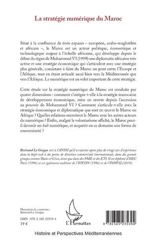 4eme La stratégie numérique du Maroc